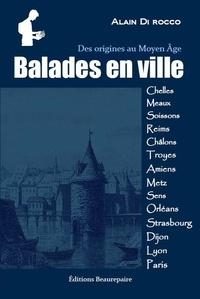 Histoiresdenlire.be Balades en ville - Des origines au Moyen Age Image