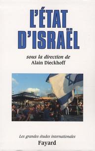 Alain Dieckhoff - L'Etat d'Israël.