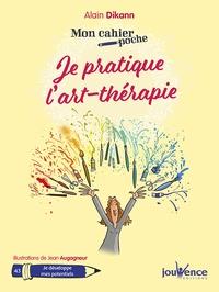 Alain Dikann - Je pratique l'art-thérapie.