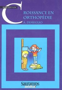 Alain Dimeglio - Croissance en orthopédie.