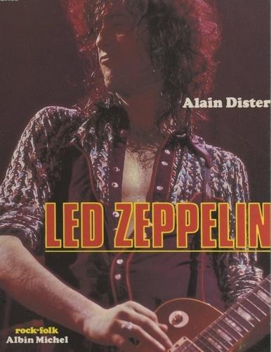 Led Zeppelin, une illustration du Heavy Metal. Suivi d'une étude discographique par Benoît Feller