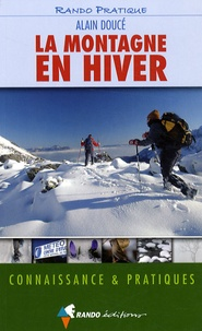 Alain Doucé - La montagne en hiver.