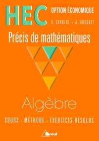 Alain Droguet et D Charlot - .