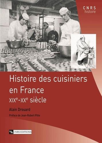 Histoire des cuisiniers en France XIXe-XXe siècle
