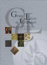 Costituentedelleidee.it Grand Livre de Cuisine d'Alain Ducasse Image