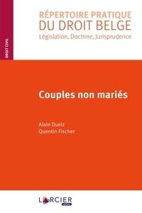 Couples non mariés - Alain Duelz pdf epub