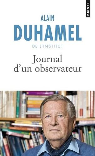 Journal d'un observateur