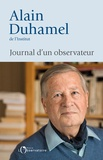 Alain Duhamel - Journal d'un observateur.
