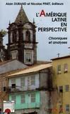 Alain Durand - L'Amérique latine en perspective - Chroniques et Analyses.
