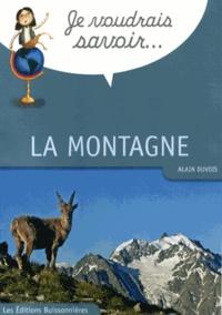 Alain Duvois - La montagne.