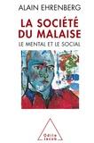 Alain Ehrenberg - La société du malaise.