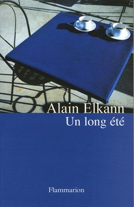 Alain Elkann - Un long été.
