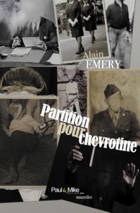 Alain Emery - Partition pour chevrotine.