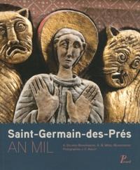 Saint-Germain-des-Prés- An Mil - Alain Erlande-Brandenburg |