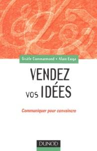 Alain Exiga et Gisèle Commarmond - .