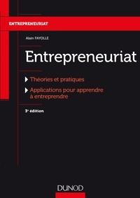 Alain Fayolle - Entrepreneuriat.