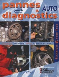 Alain Federmann - Pannes & diagnostics auto.