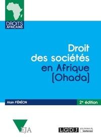 Alain Fénéon - Droit des sociétés en Afrique (Ohada).