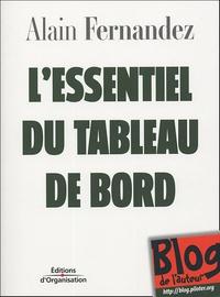 Alain Fernandez - L'essentiel du tableau de bord.