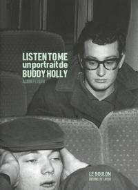 Alain Feydri - Listen to me - Un portrait de Buddy Holly.