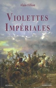 Alain Fillion - Violettes Impériales.