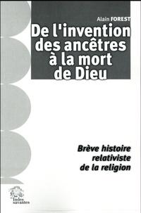 De linvention des ancêtres à la mort de Dieu - Brève histoire relativiste de la religion.pdf