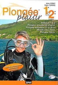 Plongée plaisir 1 et 2 - Alain Foret | Showmesound.org