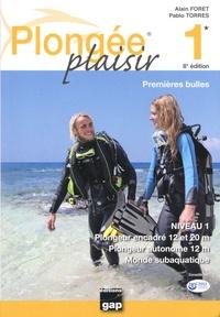 Ebooks télécharger le format pdf Plongée plaisir niveau 1  - Premières bulles (French Edition)