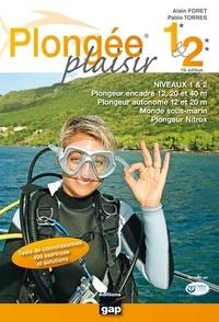 Plongée plaisir niveaux 1 et 2 - Alain Foret pdf epub