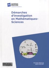 Alain Foucart - Démarches d'investigation en mathématiques-sciences.