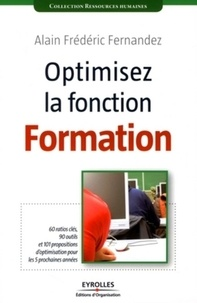 Alain-Frédéric Fernandez - Optimisez la fonction Formation.