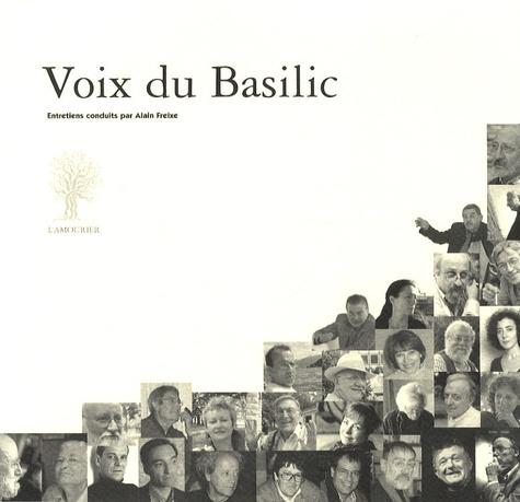 Alain Freixe et Olympia Alberti - Voix du Basilic.