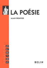 Alain Frontier - .