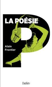 Alain Frontier - La poésie.
