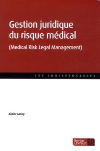 Checkpointfrance.fr Gestion juridique du risque médical Image