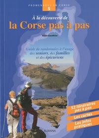 Rhonealpesinfo.fr A la découverte de la Corse pas à pas - Guide de randonnées à l'usage des seniors, des familles et des épicuriens Image