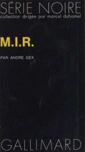 Alain Gex - M.I.R..