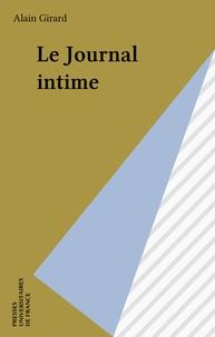 Alain Girard - Le Journal intime.