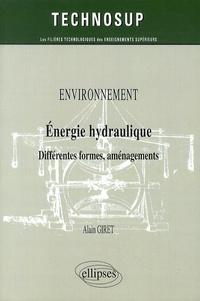 Histoiresdenlire.be Environnement - Energie hydraulique, différentes formes, aménagements Image