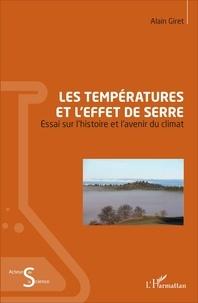 Les températures et leffet de serre - Essai sur lhistoire et lavenir du climat.pdf