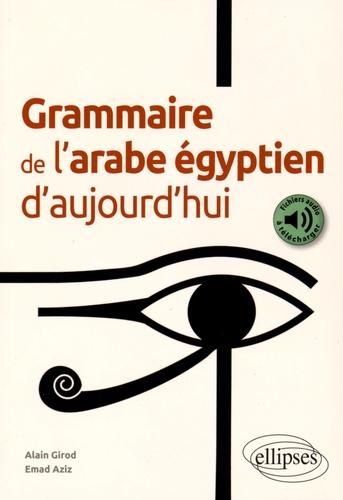 Grammaire De L Arabe Egyptien D Aujourd Hui