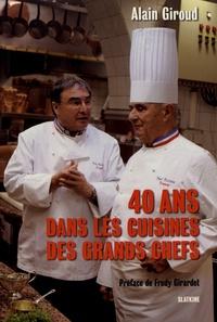 Ucareoutplacement.be 40 ans dans les cuisines des grands chefs - Stages, découvertes, rencontres, témoignages, joies, colères, la vie passionnante d'un chroniqueur gastronomique Image