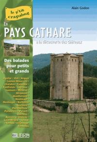 Alain Godon - En pays Cathare - A la découverte des châteaux.