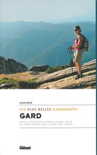 Alain Godon - Gard, les plus belles randonnées.