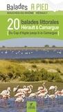 Alain Godon - Herault & Camargue - 20 balades littorales.