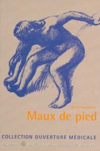 Alain Goldcher - Maux de pied.