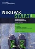 Alain Gondry et Jean-Pierre Vandenberghe - Nieuwe start 1 - Néerlandais professionnel Niveau de base.