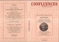 Alain Gresh - Confluences Méditerranée N° 4, automne 1992 : Face à l'Etat, la permanence des minorités.