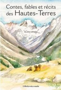 Alain Grinda - Contes, fables et récits des Hautes-Terres.