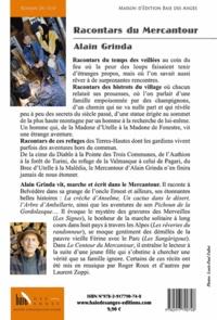 Alain Grinda - Racontars du Mercantour.